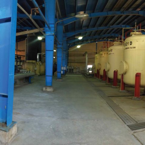 Esfahan Oil Refinery Co.