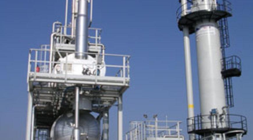 Oil & gas dehydration