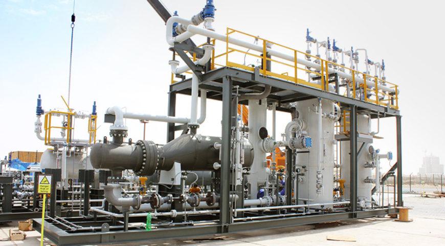 Oil & Gas sweetening