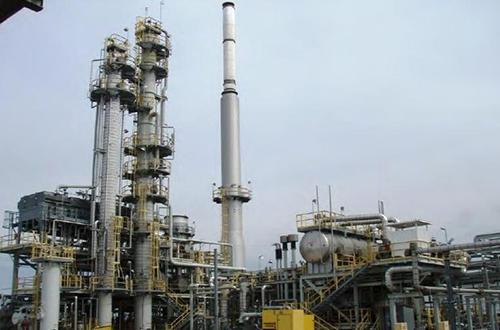 Sulphur recovery plant