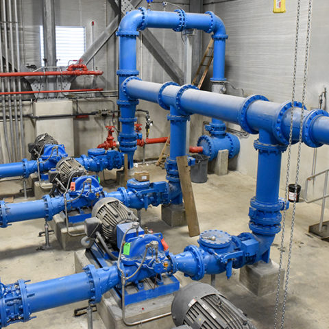 Industrial Water Treatment Plant Insig