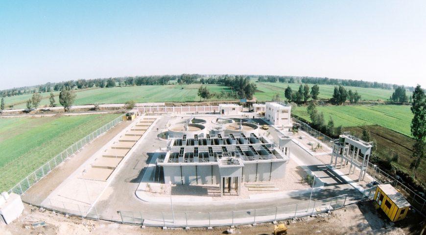 Sidi Abdel Rahman Desalination System