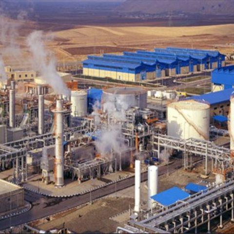 Nasr Desalination System