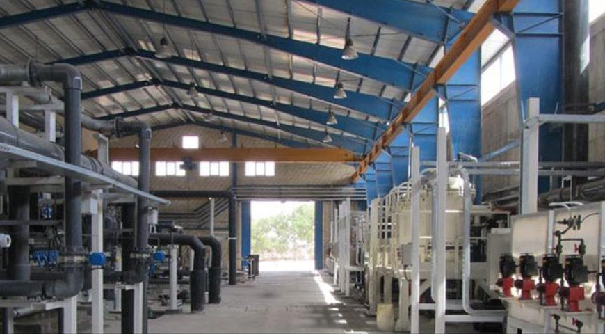 Tonbak Desalination System