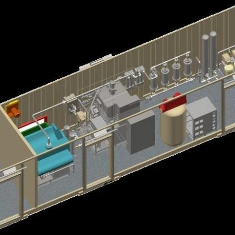 VA Desalination System