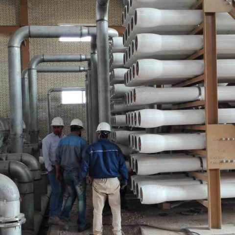 El Arish Desalination System